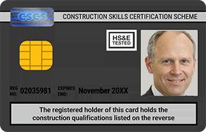 Cscs Gold Card >> Black CSCS Card - Manager