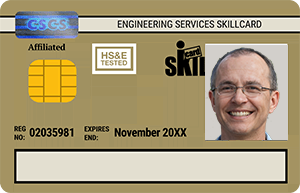 Gold SKILLcard - Advanced Craft