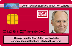 Red CSCS Card - Experienced Worker