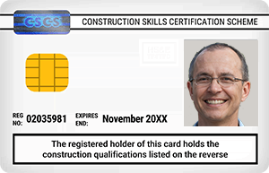 AQP CSCS Card - Academically Qualified Person